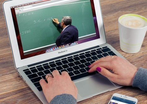 Teachers are hosting classes online during the 2020 pandemic.
