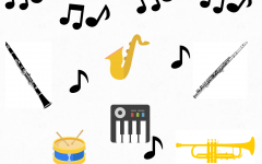 Visual representation of the music department.