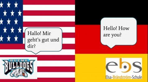 German exchange program gone virtual