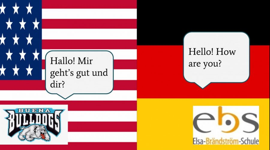 German exchange program gone virtual
