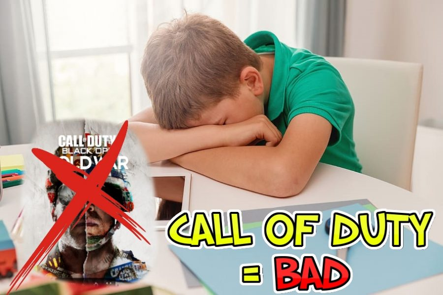 Why Call of Duty: Cold War