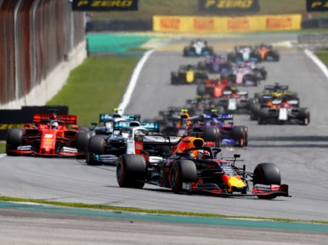 Formula One Celebrates Success Midst Pandemic in 2020