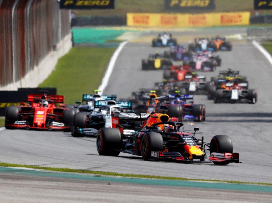 Formula One Celebrates Success Midst Pandemic in 2020