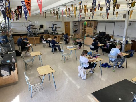 AP Chemistry study group encourages students to participate