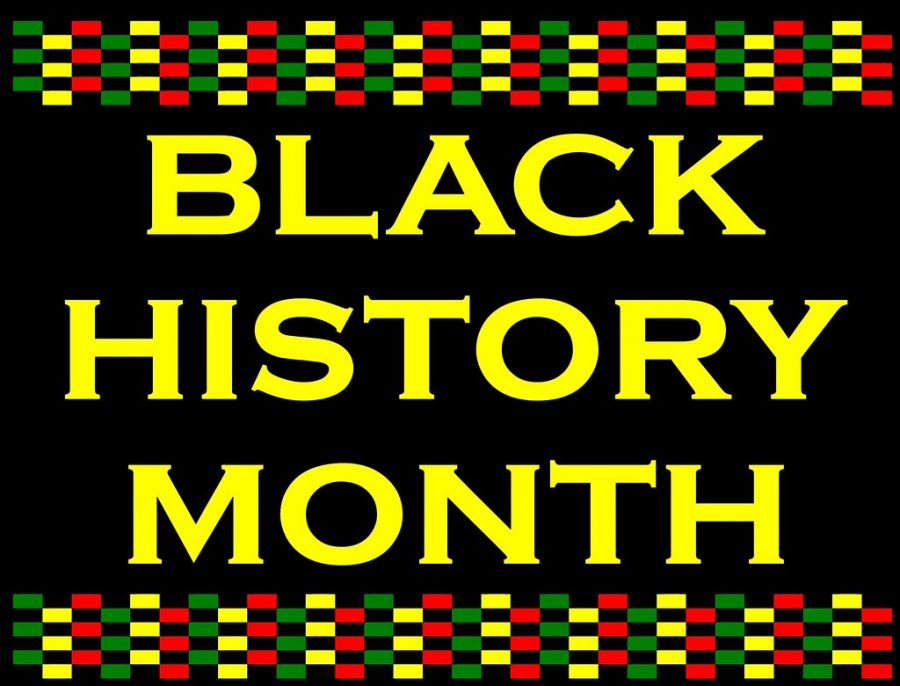Black History Month Celebrated at Buena