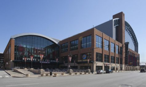 Bankers Life Fieldhouse was the home of 2021 NBA All-Star game before being relocated to Atlanta.