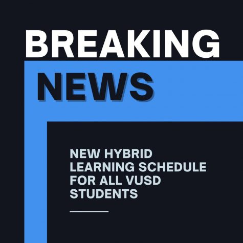 The newly ratified hybrid learning schedule has raised mixed concerns among VUSD students, teachers, and community members.
