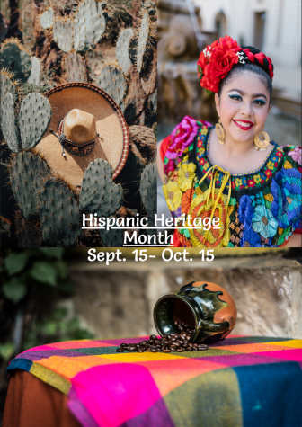 Hispanic Heritage Month acknowledged by students and staff